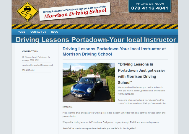 45-drivinglessonsportadown